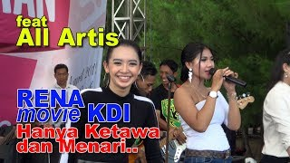 LEWUNG II Cover By RENA MOVIE Feat ALL ATIS KENZIE