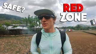 SAFE IN PHILIPPINES?.. Foreigner inside RED Zone Territory