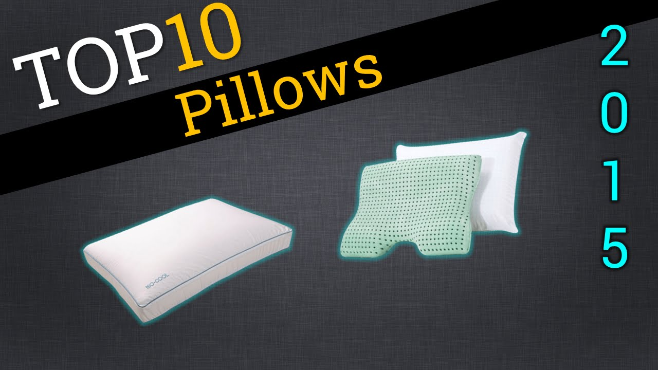 & Top 10 Pillows 2015 | Compare The Best Pillows - YouTube