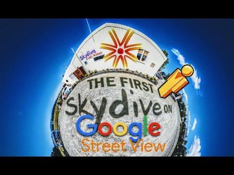 Skydive Abel Tasman Street View Experience
