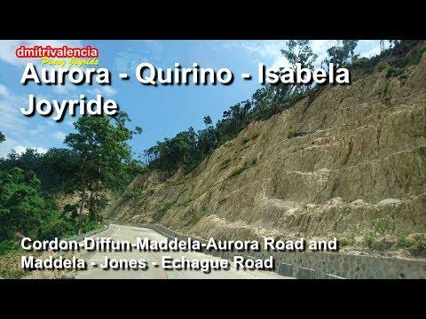 Pinoy Joyride - Cordon Diffun Maddela Aurora Road (Aurora Quirino Isabela) Joyride