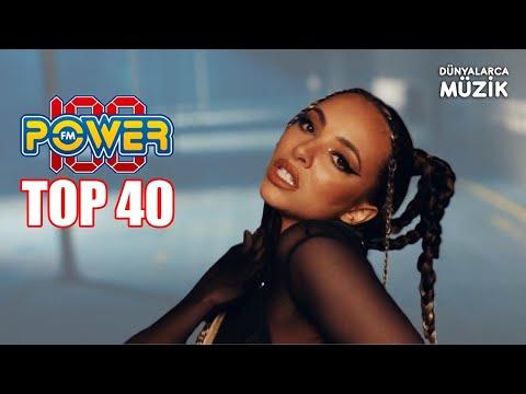 Power Fm Top 40 Ocak 2021 | En Çok Dinlenen Yabancı Şarkılar Dünyalarca Müzik