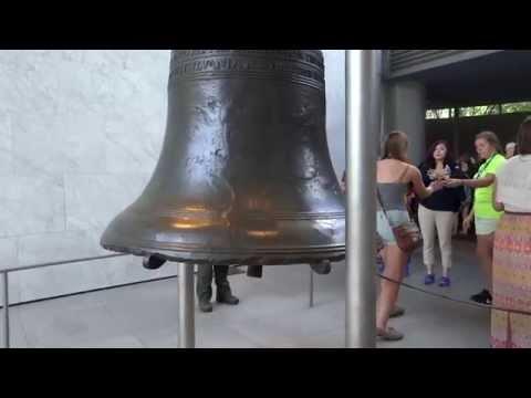 Philadelphia, Pennsylvania - Liberty Bell Center HD (2015)