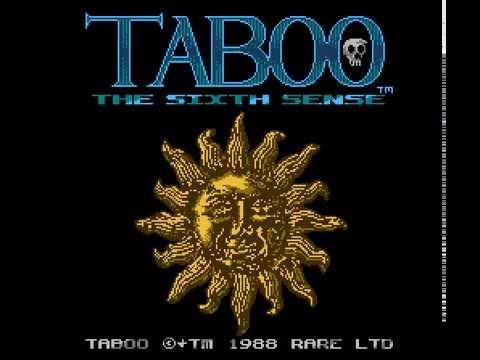 NES Longplay [496] Taboo - The Sixth Sense
