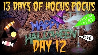 Kid-friendly Drinks: 13 Days Of Hocus Pocus