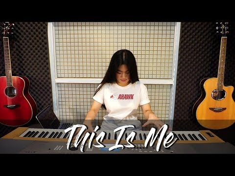 (The Greatest Showman OST) This Is Me - Josephine Alexandra | Piano Cover