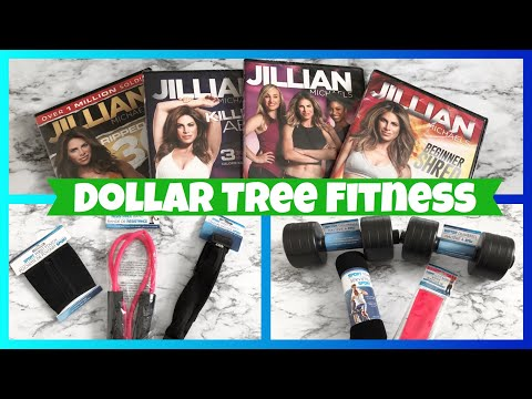 Dollar Tree: Fitness Line 2018