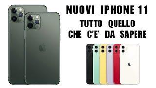 NUOVI IPHONE 11 - Tutto quello che c'è da sapere / IOS 13 / Apple TV / Apple Arcade