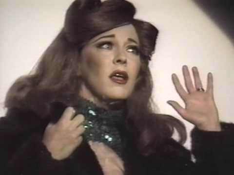 """""""VALLEY OF THE DOLLS""""  TRIBUTE • CASTRO THEATRE • 7/97- CONNIE CHAMPAGNE AS NEELY O'HARA!"""