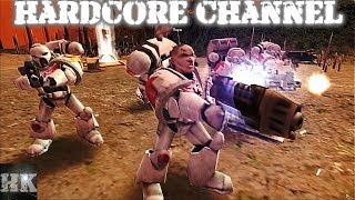 Warhammer 40 000 multiplayer Hardcore #1 - Вера в победу