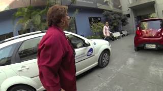 Eu no Sem Censura, mãe entrevistando o filho, Leda Nagle entrevistando Duda Nagle, bastidores