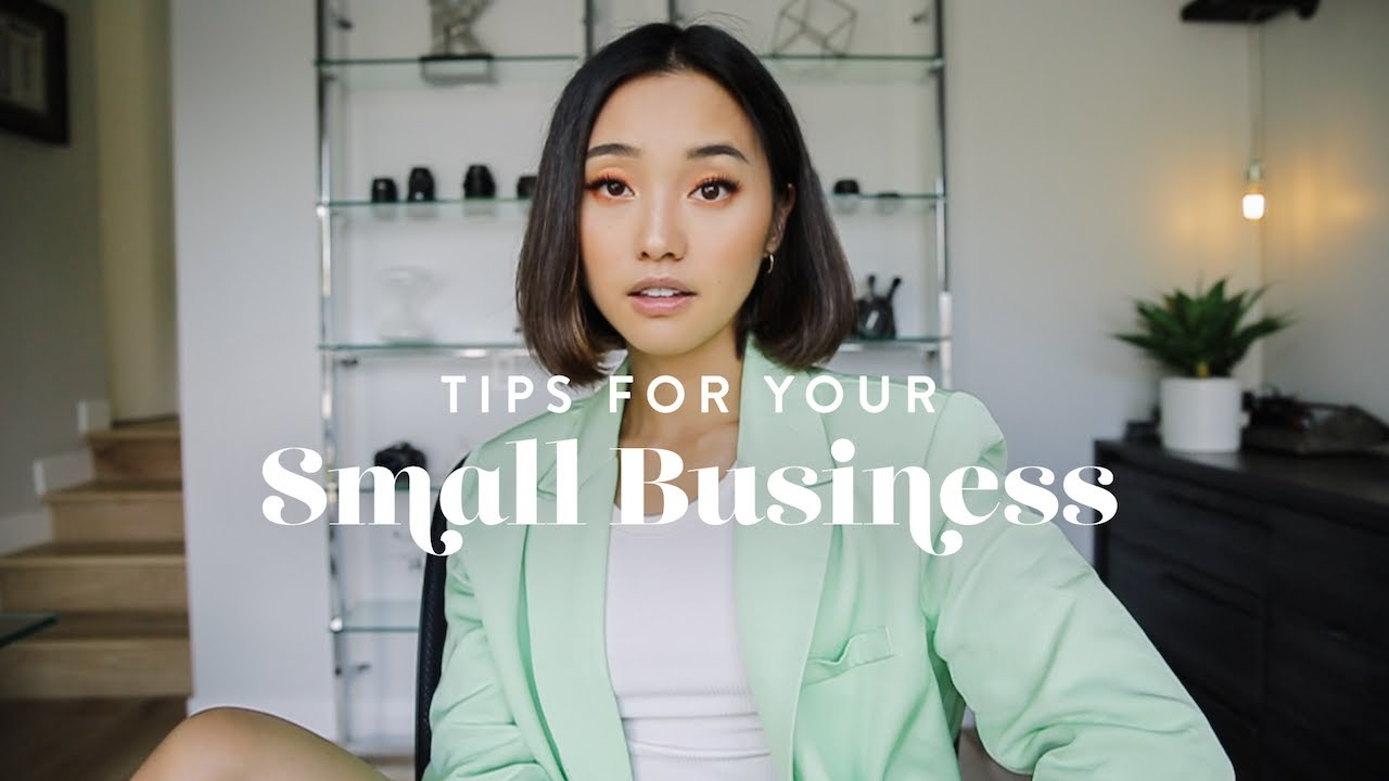 Tips For Your Small Business 💰 (Investing, Marketing & Hiring)