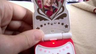 Sailor moon live action PGSM Mobile phone Luna
