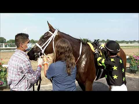 video thumbnail for MONMOUTH PARK 07-3-20 RACE 1