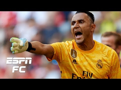 Keylor Navas move is 'absolutely perfect' for PSG and Real Madrid - Steve Nicol | Transfer Talk
