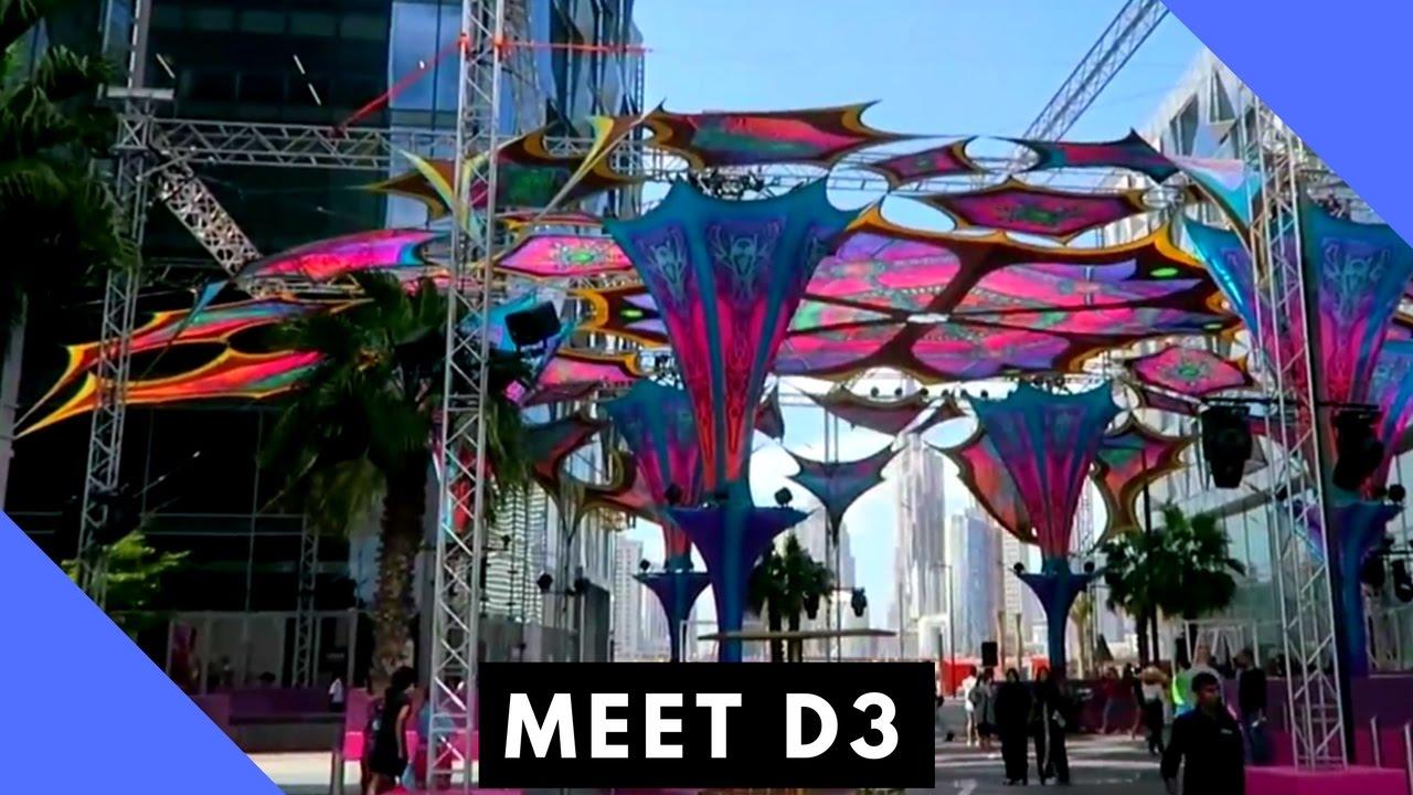 Meet D3 Dubai Design District Youtube