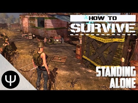 How To Survive: Third Person Standalone CONFERINDO O GAME |