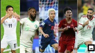 Top 10 Bàn Thắng Đẹp Nhất Asian Cup 2019