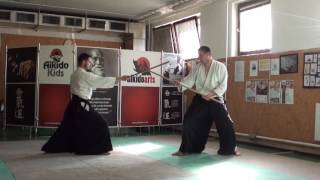 kumijo 7 [TUTORIAL] Aikido advanced weapon technique