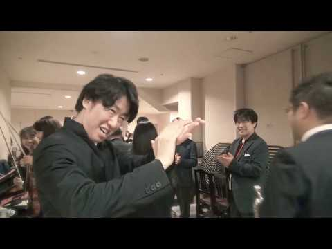 ★ある演奏会の川瀬賢太郎:神奈川フィル 常任指揮者  A day of Kentaro KAWASE : Conductor of KANAGAWA Philharmonic Orchestra