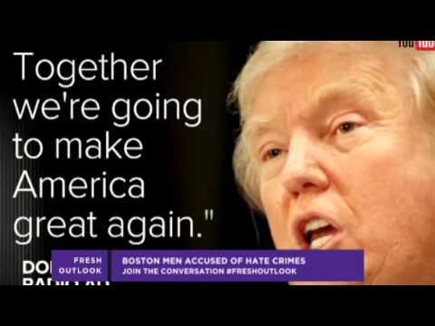 Forbes top 100 List, Trump Hosting SNL, Boston Hate Crime