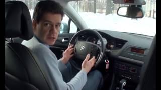 Наши тесты - Renault Latitude vs Citroen C5