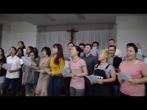 Bài hát chính thức Đại Hội Giới Trẻ Thế Giới Kraków 2016 - Bản tiếng Việt