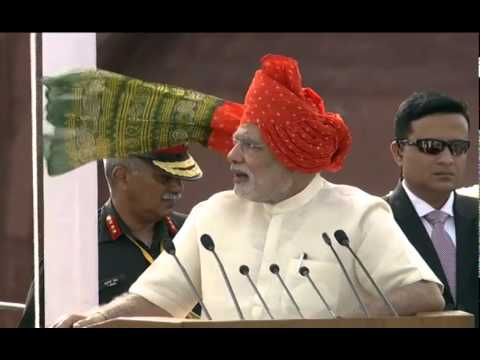 68th Independence Day: PM's address to the nation from Red Fort