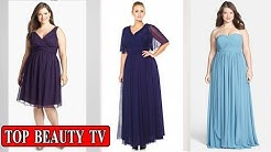 Top Plus size bridesmaid dresses, elegant plus size dresses