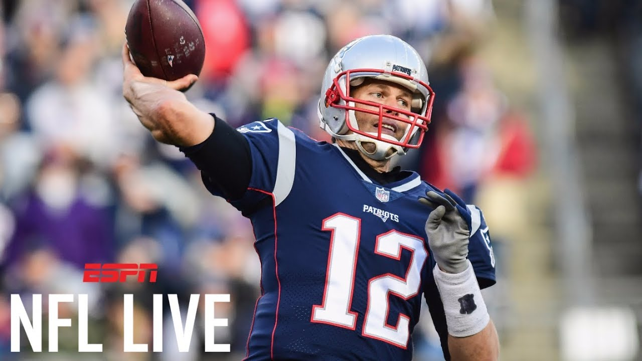 Herm Edwards Damien Woody Think Tom Brady Could Be The Mvp This Season At Age  Nfl Live Espn