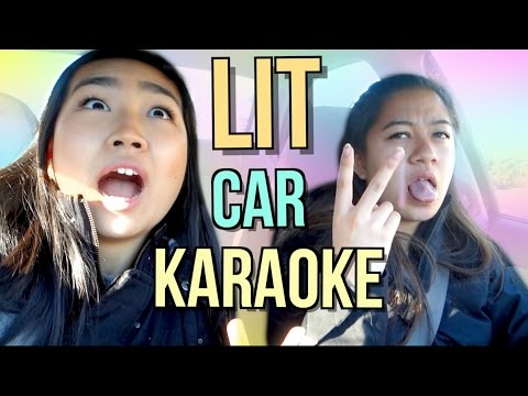 Car Karaoke (High School Musical Edition) | JensLife