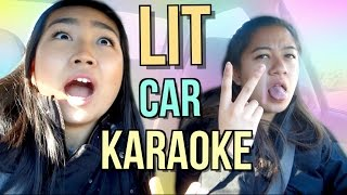 Car Karaoke (High School Musical Edition) | JensLife