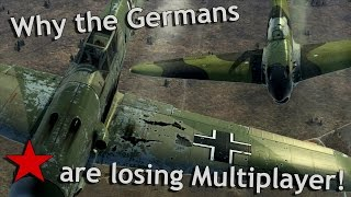 ⚜   Why the Germans are (currently) getting slaughtered on Multiplayer (IL-2 : BoS)