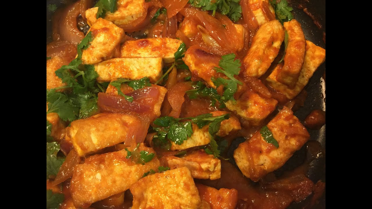 Tofu in spicy gravy sambal singapore indian dish youtube its youtube uninterrupted forumfinder Choice Image