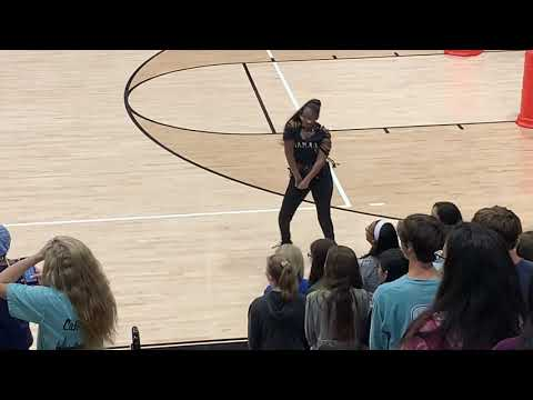 "Lt.Fresh ""games"" Performance at Spain Park High School."