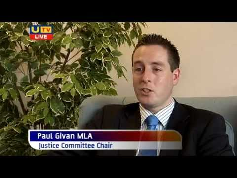 Paul Givan - Payment of Barristers
