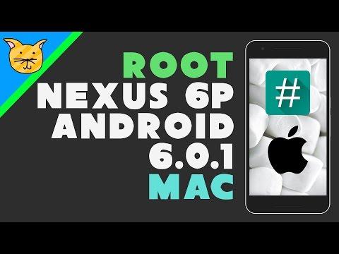 [Mac] How to Root Nexus 6P - Android 6.0.1 [MTC19T+]