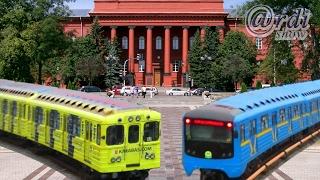 Метро Киев. Достопримечательности Киева