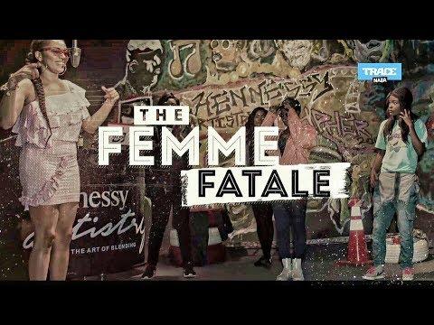 Hennessy Cypher 2017: Muna, Phlowetry, Waye, Cleo Thelma & AT - She's Got Bars - Waye, She's Got Bars, Phlowetry, Muna, Cleo Thelma, At - mp4-download