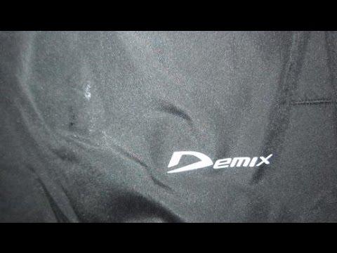 Косячные штаны Demix из СпортМастера. Отзыв - YouTube 69dc8182879