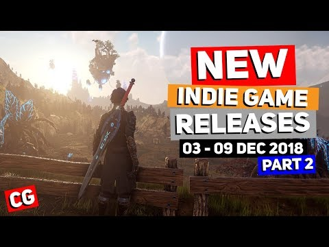 9 Indie Game New Releases: 03-09 Dec 2018-Part 2 (Upcoming) | Briquid & More! Mp3