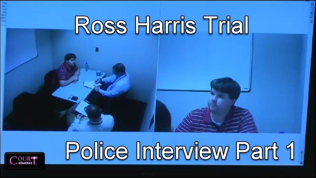 22-Month-Old Cooper Harris' Death Investigation -- Justin Ross
