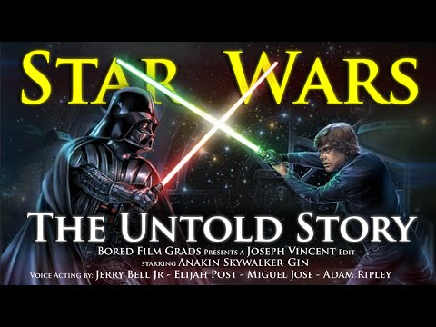 Star Wars - The Untold Story