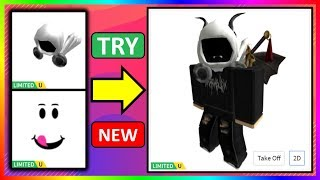 NEW! TRY All Roblox ITEMS On For FREE! (Hats/Faces/Gear)