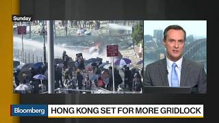 Breaking News: Hong Kong University Campus Turns Into Battleground