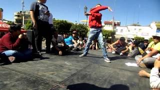 Kariteck (FTFS Team)  vs Will (Black team)  Emotion 3 Tala Jalisco