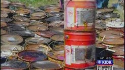 "EPA: 2,629 containers found with ""potentially hazardous materials"""