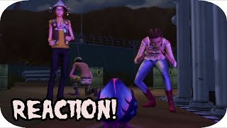 THE SIMS 4 | STRANGEVILLE | TRAILER REACTION/FIRST IMPRESSION