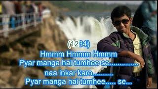 Kishore Classic Medley Karaoke track with Scrolling Lyrics