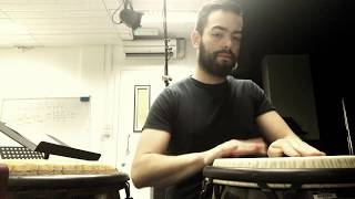 Percussion Assessment Y1 Nuno Oliveira